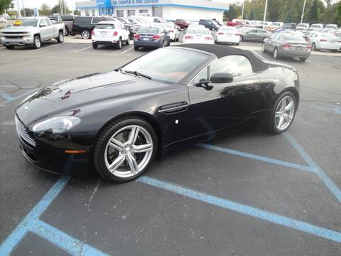 2009 Aston Martin V8 Vantage for sale in Longview, TX