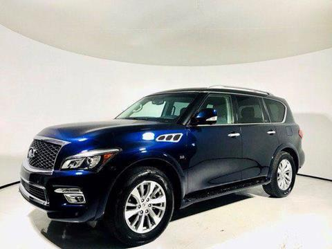 2017 Infiniti QX80 for sale in Longview, TX