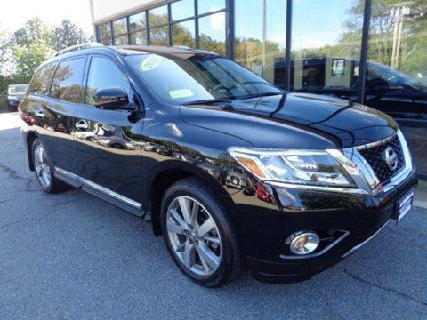 2014 Nissan Pathfinder for sale in North Providence, RI