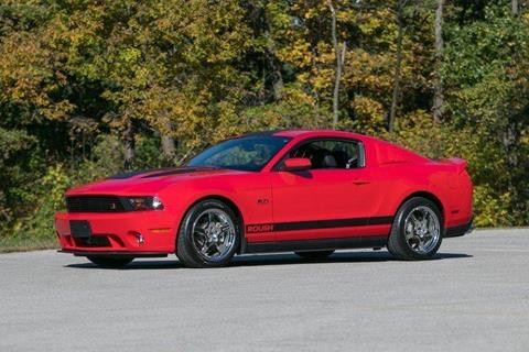 2011 Ford Mustang for sale in North Providence, RI
