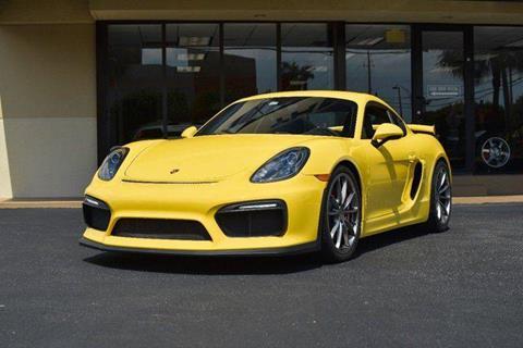 2016 Porsche Cayman for sale in North Providence, RI