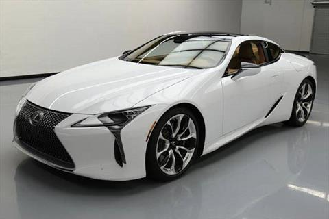 2018 Lexus LC 500 for sale in North Providence, RI