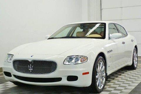 2007 Maserati Quattroporte for sale in North Providence, RI