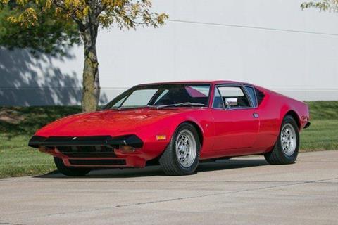 1973 De Tomaso Pantera for sale in North Providence, RI