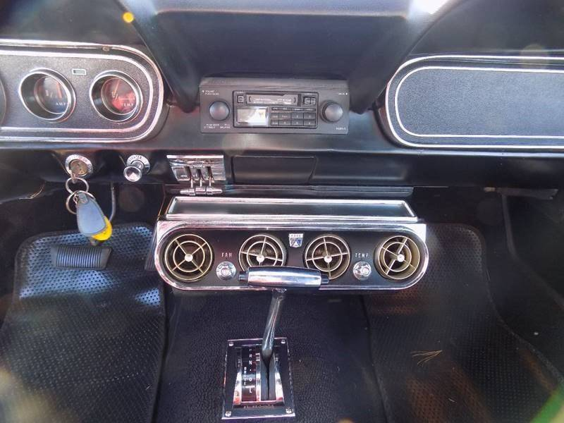 1966 Ford Mustang In North Providence RI - WORLD WIDE AUTO SALES
