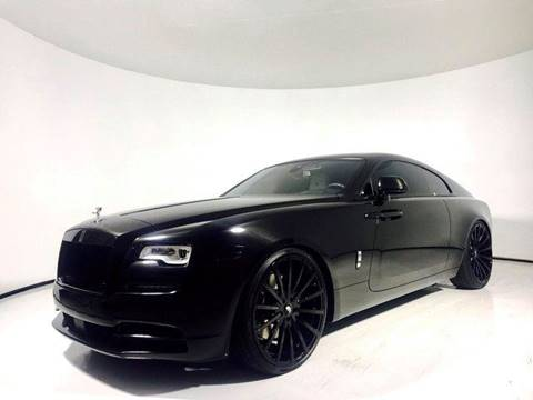 2017 Rolls-Royce Wraith for sale in North Providence, RI