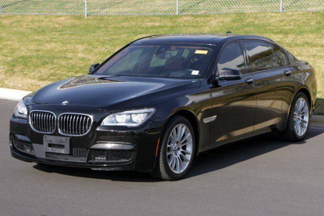 2015 BMW 7 Series For Sale At WORLD WIDE AUTO SALES In North Providence RI