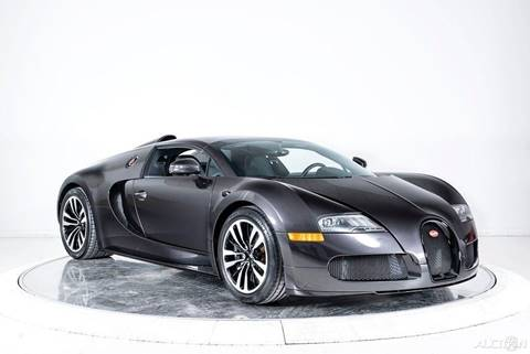 2012 Bugatti Veyron 16.4 for sale in North Providence, RI