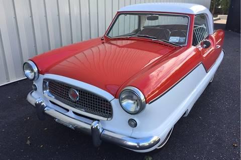 1958 Nash Metropolitan for sale in North Providence, RI