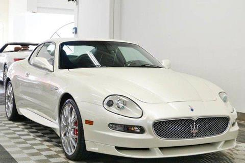 2006 maserati gransport for sale in hawthorne nj carsforsale com rh carsforsale com 2006 maserati gransport owners manual 2006 Maserati Convertible