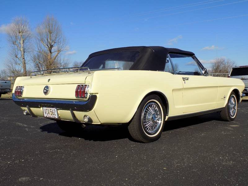 1966 Ford Mustang Sprint In North Providence RI - WORLD WIDE AUTO SALES