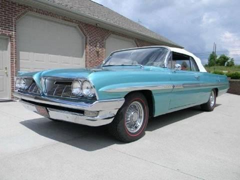 1961 Pontiac Bonneville for sale in North Providence, RI
