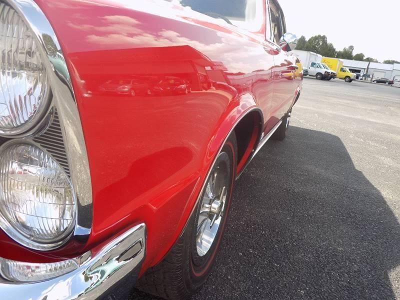 1965 Pontiac GTO In North Providence RI - WORLD WIDE AUTO SALES