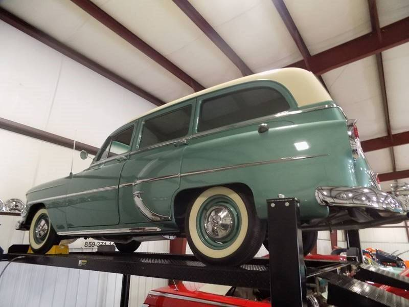 1954 Chevrolet Nomad In North Providence RI - WORLD WIDE AUTO SALES