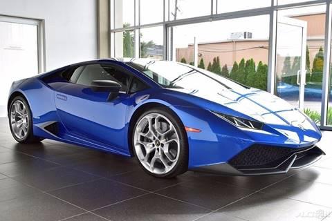 2016 Lamborghini Huracan for sale in North Providence, RI