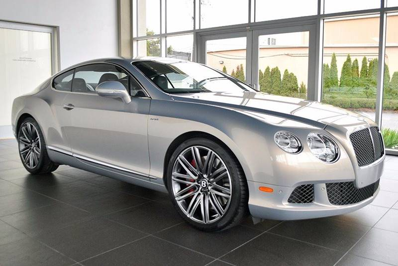 2013 Bentley Continental GT Speed In North Providence RI - WORLD ...