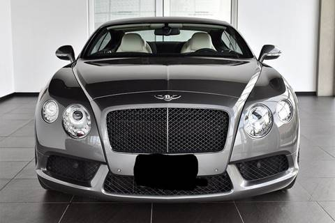 2015 Bentley Continental for sale in North Providence, RI