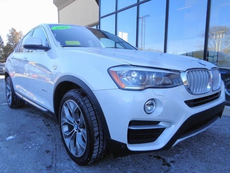 2016 BMW X4 xDrive28i In North Providence RI - WORLD WIDE AUTO SALES