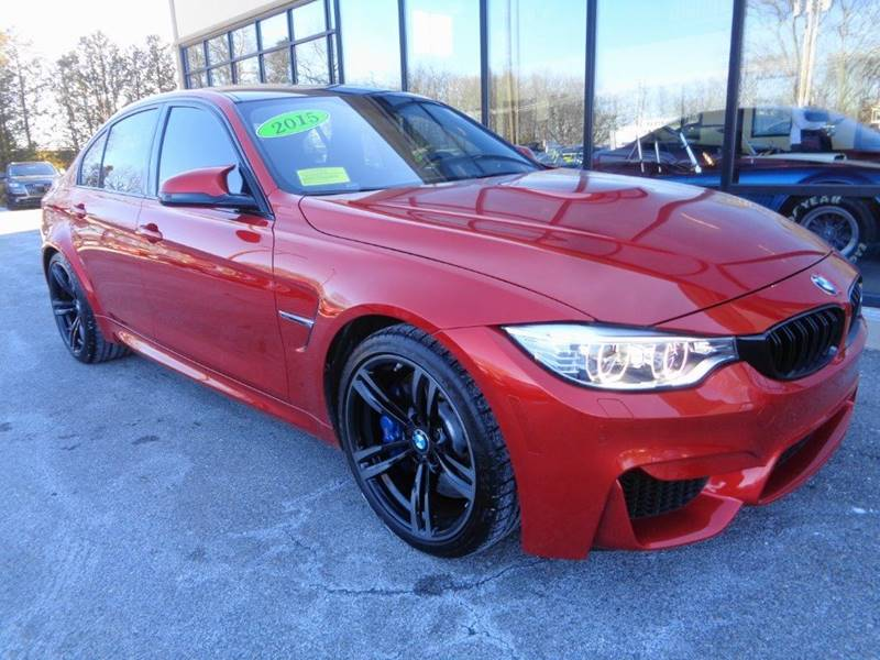 BMW M In North Providence RI WORLD WIDE AUTO SALES - Bmw 2015 m3 for sale
