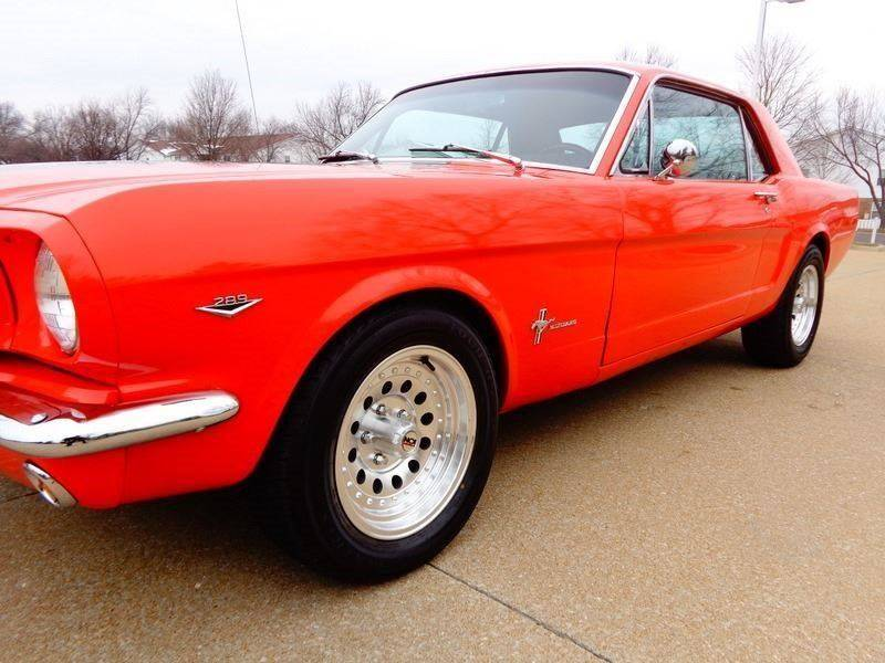 1965 Ford Mustang In North Providence RI - WORLD WIDE AUTO SALES