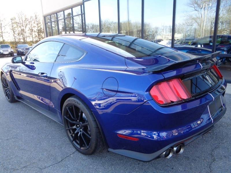 2016 Ford Mustang Shelby GT350 In North Providence RI - WORLD WIDE ...
