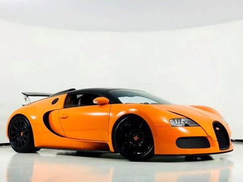 2006 Bugatti Veyron 16.4 for sale in Longview, TX
