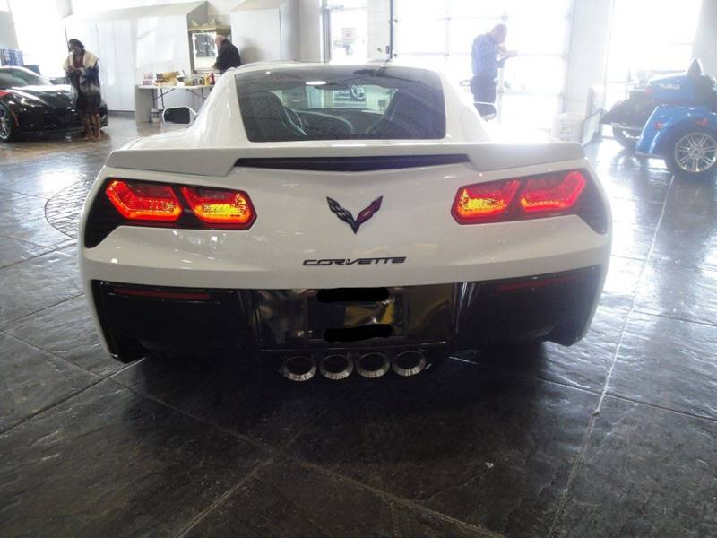 2018 Chevrolet Corvette Stingray Z51 In North Providence RI - WORLD ...