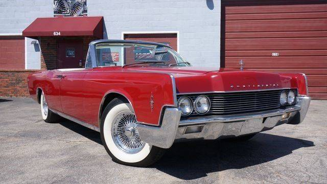 1966 Lincoln Continental Suicide Doors For Sale At WORLD WIDE AUTO SALES In  North Providence RI