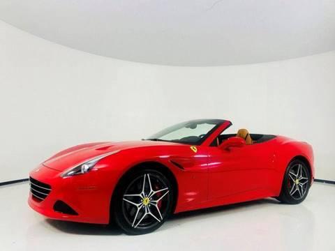 2017 Ferrari California T for sale in North Providence, RI