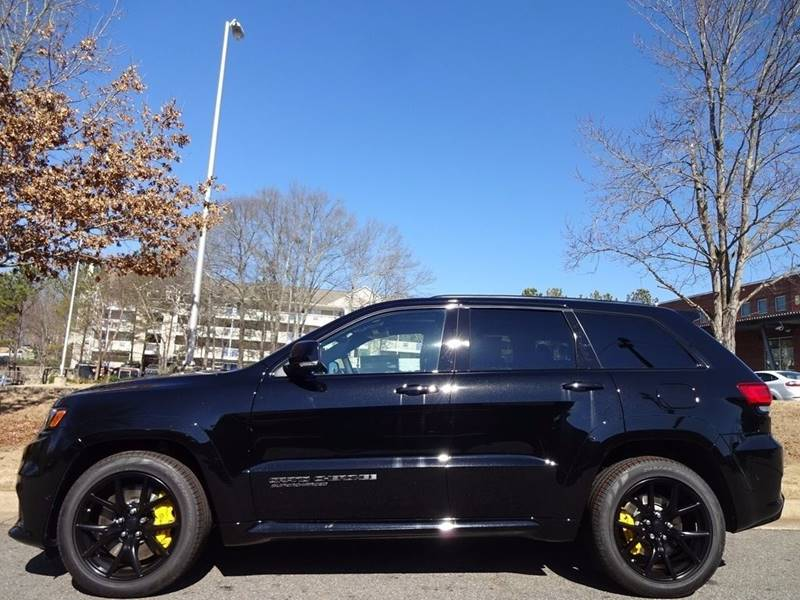 2018 Jeep Grand Cherokee Trackhawk In North Providence RI - WORLD ...