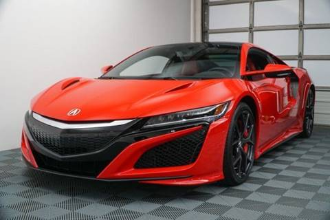 2017 Acura Nsx For Sale In Newark Nj Carsforsale Com