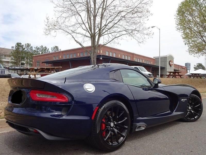 2015 Dodge Viper GT In North Providence RI - WORLD WIDE AUTO SALES