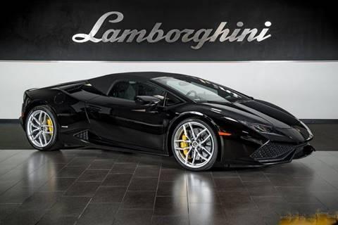 2017 Lamborghini Huracan for sale in North Providence, RI