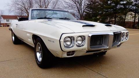 1969 Pontiac Trans Am for sale in North Providence, RI