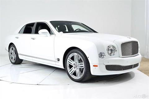 2016 Bentley Mulsanne for sale in North Providence, RI