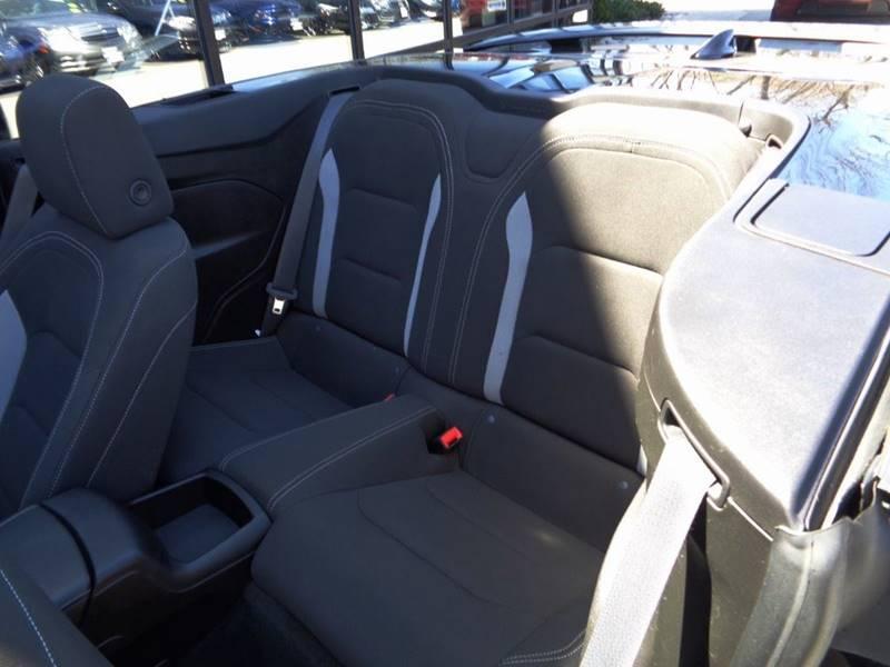 2017 Chevrolet Camaro SS In North Providence RI - WORLD WIDE AUTO SALES