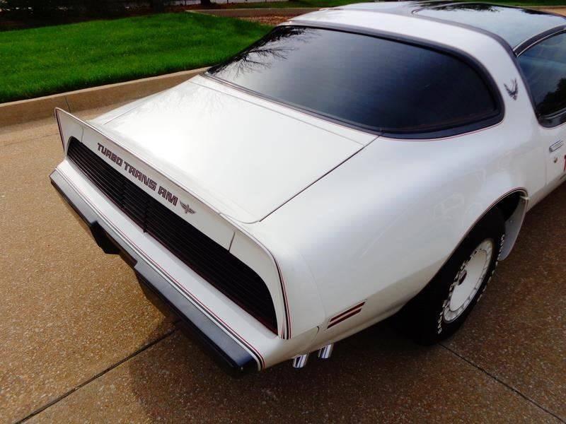 1980 Pontiac Trans Am Pace Car Turbo X Code In North Providence RI ...