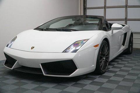 2012 Lamborghini Gallardo For Sale In North Providence, RI