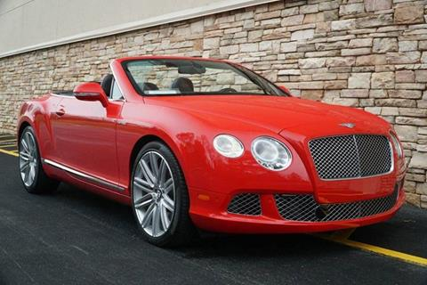 2014 Bentley Continental for sale in North Providence, RI