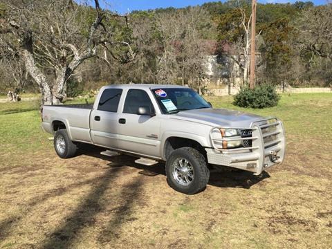 2005 Chevrolet Silverado 2500HD for sale in Canyon Lake, TX