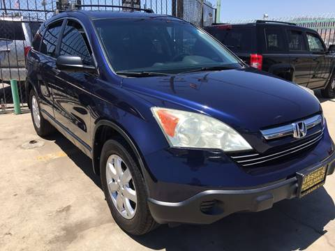 2008 Honda CR-V for sale at JESSE'S AUTO MART in Pacoima CA