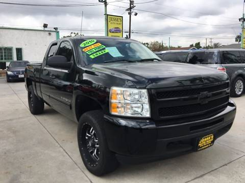 2010 Chevrolet Silverado 1500 for sale at JESSE'S AUTO MART in Pacoima CA
