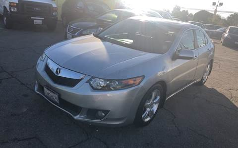 Acura TSX For Sale in Pacoima, CA - JESSE'S AUTO MART