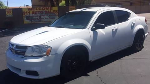 2014 Dodge Avenger for sale in Glendale, AZ