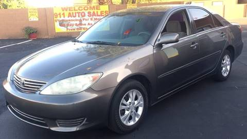 2005 Toyota Camry for sale in Glendale, AZ