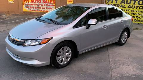 2012 Honda Civic for sale in Glendale, AZ