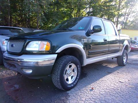 2003 Ford F-150 for sale in Grafton, WV