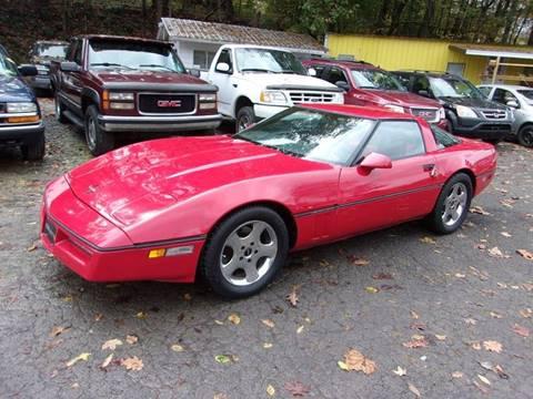 1984 Chevrolet Corvette for sale in Grafton, WV