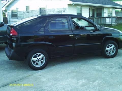 2003 Pontiac Aztek for sale in Cedar Lake, IN