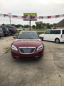 2014 Chrysler 200 for sale in Cedar Lake, IN